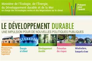 Ministère de l'écologie